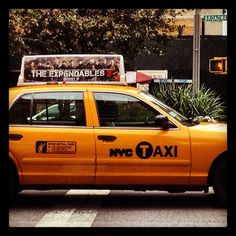 #Expendables grosses $28.7M this weekend #nyc #taxi