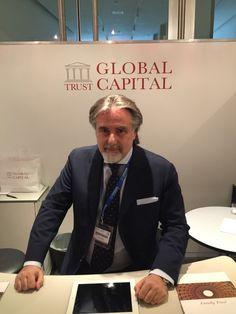 Marco Zoppi e il team di Global Capital Trust chiudono brillantemente 3 giorni di incontri durante Il Salone del Risparmio 2015.