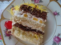TORTA MARTA ROCHA - Culinária-Receitas - Mauro Rebelo Cake Decorating Frosting, Delicious Desserts, Yummy Food, Portuguese Recipes, Cake Boss, Cheesecake Cupcakes, Sweet And Salty, Other Recipes, I Love Food
