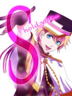 Kurusu Syo - I hold you... 'S' *-*