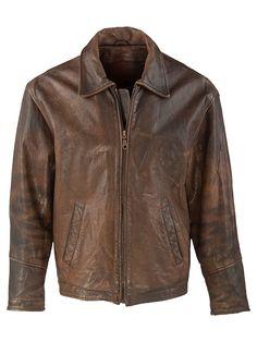 Wilson Vintage Aviator Jacket - L at Retropolis Apparel Co.