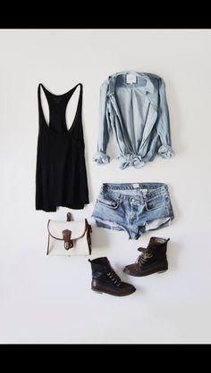 Cool outfit, summer clothes, hipster style