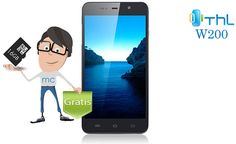 ThL W200 Smartphone MTK6589T 1.5GHz Android 4.2 1G 8G 5.0 Inch HD IPS Screen