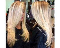 Cieniowane fryzury w mistrzowskim stylu. 20 zachwycających przykładów prosto z salonu - Strona 8