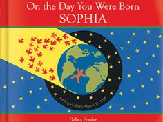 On the Day You Were Born Personalized Book :: For That Occasion