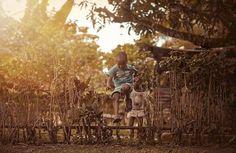Un photographe jamaïcain capture la beauté et l'innocence de l'enfance