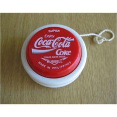 Coca cola yo yo