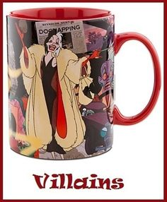 I didn't know there were 50 ways to say 'Villain,' but I like them. Keeping for future reference.