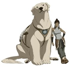 Avatar: the Legend of Korra!