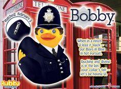 "Bobby ""a Peel"""