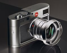 Leica M9 Titanium. Limited Edition - 500 units.
