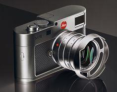 Leica M9 Titanium.