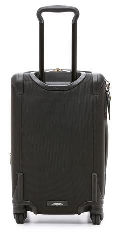 Tumi International 4 Wheel Carry On Luggage | SHOPBOP