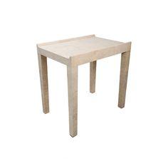 Frank Side Table in Shagreen