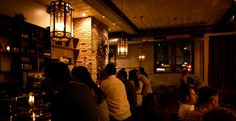 The Backspace - Austin (behind Parkside) - top 50 pizza according to Food and Wine.