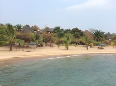 Blue Bay Resort and the Tanganyika Lake