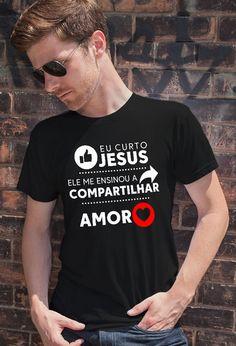 Camiseta Curto Jesus