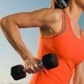 Strength Training for Women Over 40 (Fitness Motivation Over 40)