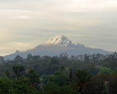 Volcán La Malinche, Puebla, México