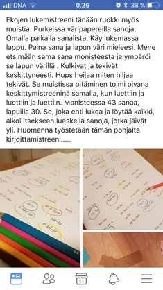 Finnish Language, Class Activities, Working With Children, Teaching, School, Classroom Activities, Education, Onderwijs, Learning