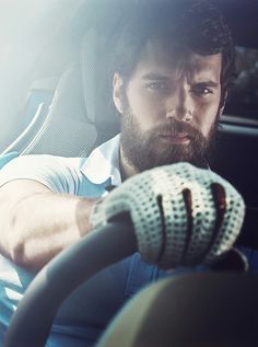 Henry Cavill News: Henry Behind The Wheel On The Cover Of Goodwood Magazine