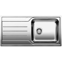 All current BLANCO sink ranges at a glance Blanco Kitchen Sinks, Blanco Sinks, Kitchen Taps, Cooker Hoods, Stainless Steel Sinks, Food Preparation, Kitchen Ideas, Cards, Kitchen Faucets
