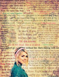 Rose Tyler always will be my favorite companion