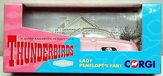 #Corgi 1:32 scale model #thunderbirds lady #penelope's fab1 cc00604,  View more on the LINK: http://www.zeppy.io/product/gb/2/252456200192/