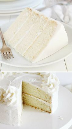 This Coconut Cake recipe is a family favorite. Check out all the ways I infuse coconut flavor into this delicious cake! More drool-worthy and creative baked desserts on iambaker.net!