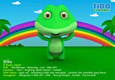 Kenalan & Desain karakter kartun ane gan .... Tido&Friends   Kaskus - The Largest Indonesian Community