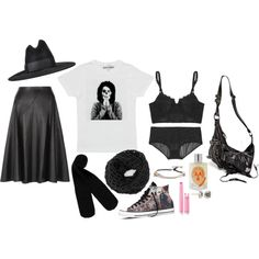 """DAY 31"" by ghoulnextdoor on Polyvore"