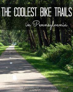 The Coolest Mountain Biking Trails In Pennsylvania