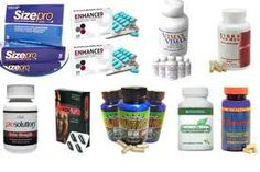 Top Male Enlargement Pills preferred by consumers
