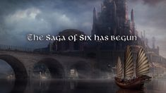 Back story to the Saga of Six Realms epic fantasy series; the new medieval epic mystery of rivalry, love and war that pits race against kind.