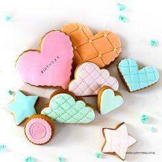 pastel cookies. lepetitbiscuit.nl
