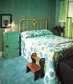Bedroom Decor, 1970s