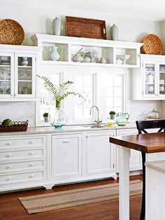 Create unique cabinets for more storage // Storage Solutions