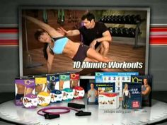 10 Minute Trainer Workout Challenge Pack Sale - August Promotion