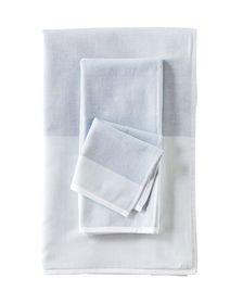 Fouta Color Block Towels