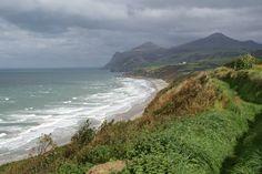 Rough sea, Nefyn