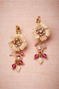 Azalea Earrings from BHLDN