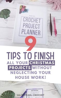 Save the overwhelm by planning all of your Christmas projects this year! Find this free Crochet Project Planner on Salty Pearl Crochet! Crochet Christmas Gifts, Crochet Gifts, Easy Crochet, Free Crochet, Yarn Monsters, Holiday Crochet Patterns, Mail Gifts, Yarn Stash, Project Planner