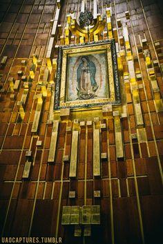 Basílica de Guadalupe, México, D.F.