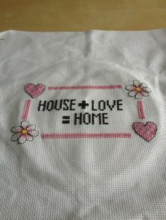 """atters: """" My dearest friend moved in with her other half so I wanted to make something no one else had. As we are both maths lovers I designed her equation for happiness. Hope she loves it. """" That's..."""