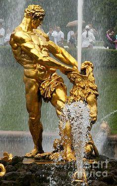 Outdoor Sculpture, Sculpture Art, Male Pose Reference, Anatomy Sculpture, Greek Statues, Historical Monuments, Ancient Mysteries, Saint Petersburg, Religious Art