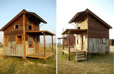 tiny houses photos | Popomo is a Simple, Mobile, Modern Tiny House