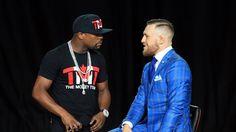 Video: Zahabi: Mayweather will be 'lightyears ahead' of McGregor on in-fighting range - Bloody Elbow