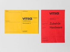 Vitsoe, a modern furniture company best known for it's work with Dieter Rams and the production of the 606 Universal Shelving System, recently launched an online archive. With frequent updates, the tumblr site showcases candid photographs, catalogs, invitations and promotional items from its 53 year history.