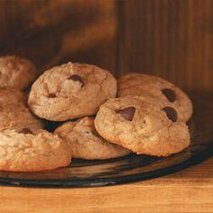 Peanut Butter-Chocolate Chip Cookies Recipe Diabetic