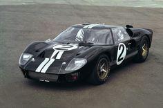 1966 Ford GT40 MK II.